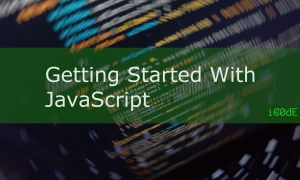 Featured Image: Getting Started With JavaScript