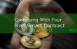 Featured Image: Continuing With Your First Smart Contract