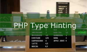 Featured Image: PHP Type Hinting