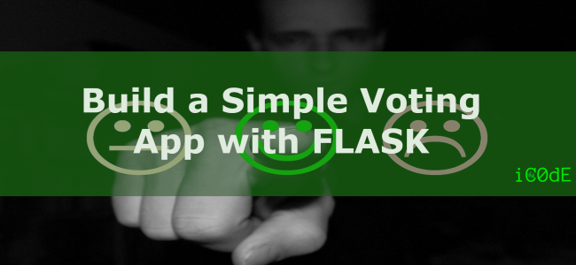 Featured Image: Build a Simple Voting App With Flask