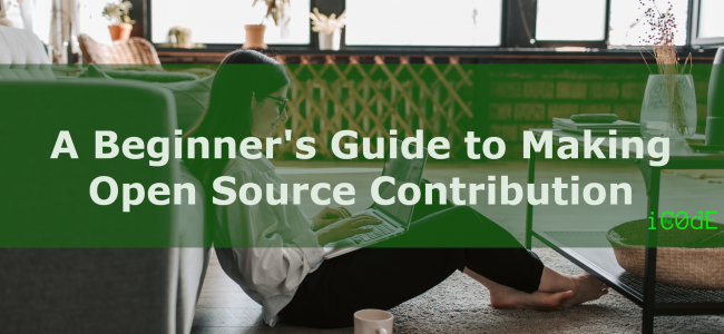 Featured Image: A Beginner's Guide to Making Open Source Contribution
